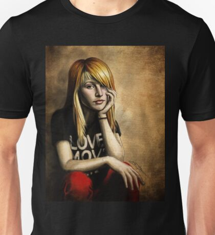 Hayley Williams Unisex T-Shirt