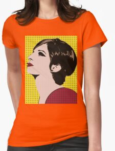 The Barbra Collection Womens Fitted T-Shirt