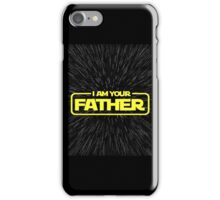 I AM YOUR FATHER iPhone Case/Skin