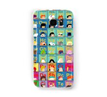 The Periodic Table of TV animation Samsung Galaxy Case/Skin