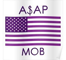 ASAP MOB of America Poster