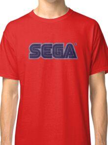 °GEEK° Sega Denim LOGO Classic T-Shirt