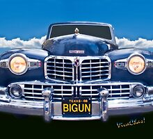 48 Lincoln Continental Grille on Bigun by ChasSinklier