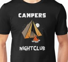 Campers Night Club Unisex T-Shirt