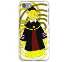 koro sensei iPhone Case/Skin