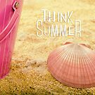 Think Summer Pink by Marianne Campolongo