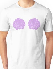 Mermaid Shells Unisex T-Shirt