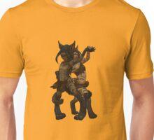 Dancing nekos Unisex T-Shirt
