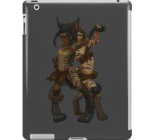 Dancing nekos iPad Case/Skin