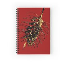 Grevillia Spiral Notebook