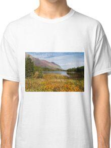 Fall Colors at Redrock Lake Classic T-Shirt