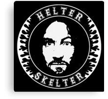 Helter Skelter 2 Canvas Print