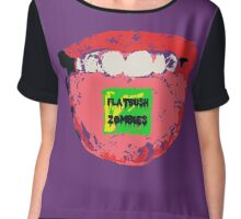 Flatbush Zombies Chiffon Top