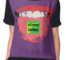 Flatbush Zombies Chiffon Top