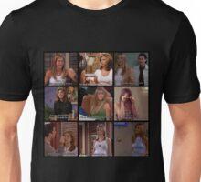 Rachel Green Quotes Collage #2 Unisex T-Shirt
