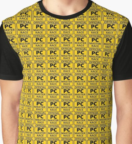 pc master race sheets Graphic T-Shirt