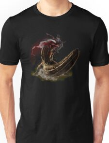 Monster Hunter Savage Deviljho Unisex T-Shirt
