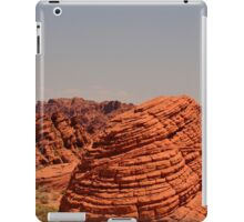 Red Valley iPad Case/Skin