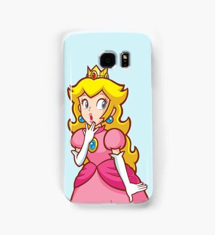 Cute princess Samsung Galaxy Case/Skin