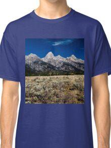 Grand Tetons Classic T-Shirt