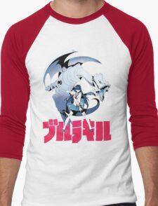 Satsuki Kaiba Men's Baseball ¾ T-Shirt