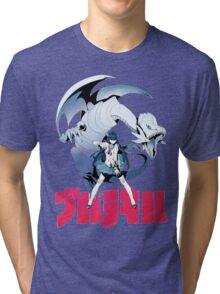 Satsuki Kaiba Tri-blend T-Shirt