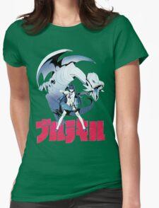 Satsuki Kaiba Womens Fitted T-Shirt