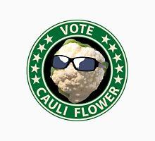 Vote Cauli Flower Unisex T-Shirt