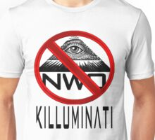 Killuminati - Anti Illuminati / New World Order Unisex T-Shirt
