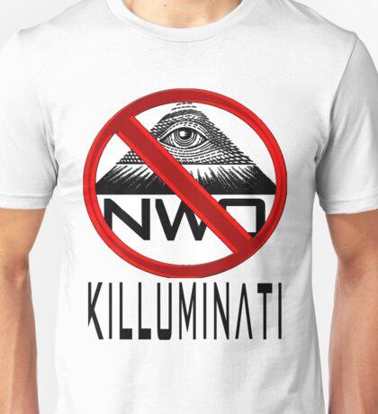 Killuminati - Anti Illuminati / New World Order Unisex T-Shirt