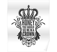 In A Crown - Deluxe Edition Poster