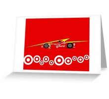 Scott Dixon (2016 Indy 500) Greeting Card