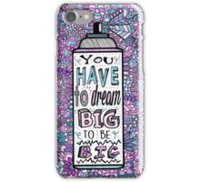 Hairspray Dream Zentangle iPhone Case/Skin