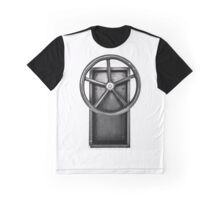 rotating wheel Graphic T-Shirt