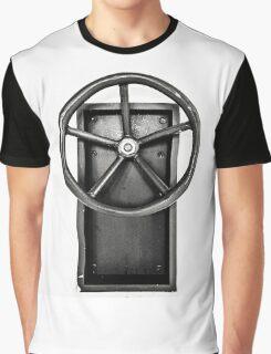 rotating wheel Graphic T-Shirt