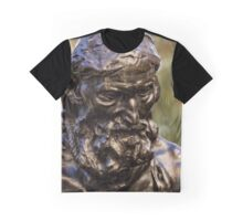 Auguste Rodin Sculpture in Canberra/ACT/Australia Graphic T-Shirt