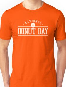 National Donut Day Unisex T-Shirt