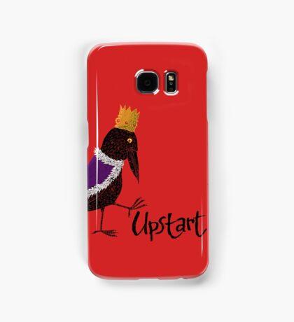 Upstart Crow Samsung Galaxy Case/Skin
