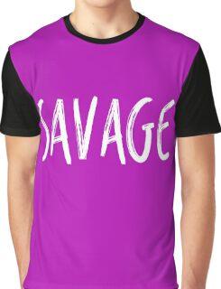 SAVAGE Graphic T-Shirt
