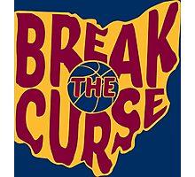 Break The Cleveland Curse Photographic Print