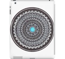 A Glimmer of Blue iPad Case/Skin