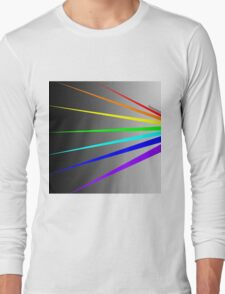 Color Spectrum Long Sleeve T-Shirt