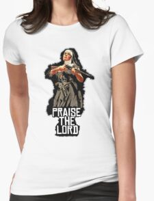 Red Dead Redemption #3 Womens Fitted T-Shirt