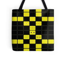 We See The Truth - TV Grid Tote Bag