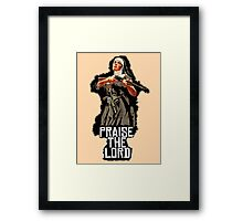 Red Dead Redemption #3 Framed Print