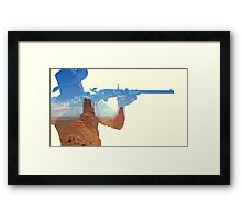 Red Dead Redemption #5 Framed Print