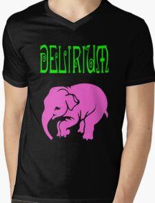 Delirium Mens V-Neck T-Shirt