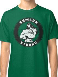 Samson Strong (Crest) Classic T-Shirt