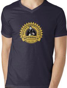 Beer Connoisseur Mens V-Neck T-Shirt