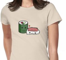 Love Sushi Womens Fitted T-Shirt